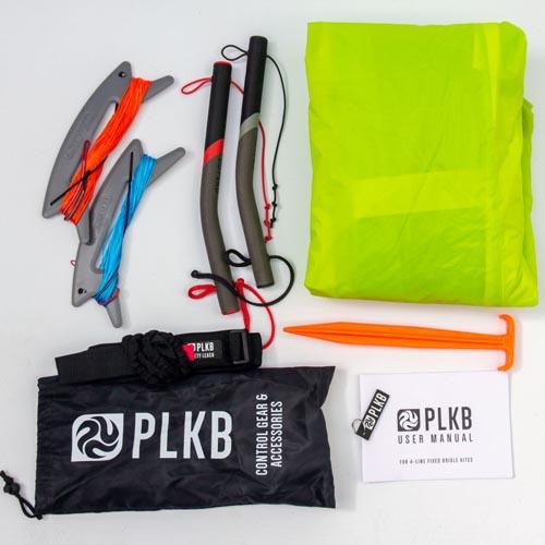 PLKB Hornet Backpack Contents